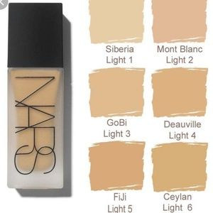 ⭐Nars⭐ All Day Luminous Foundation- Light 5 Fiji